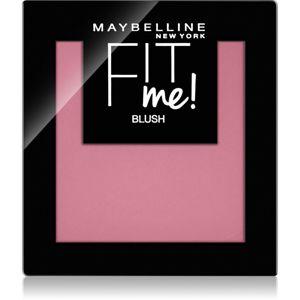 Maybelline Fit Me! Blush tvářenka odstín 45 Plum 5 g
