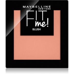 Maybelline Fit Me! Blush tvářenka odstín 35 Corail 5 g