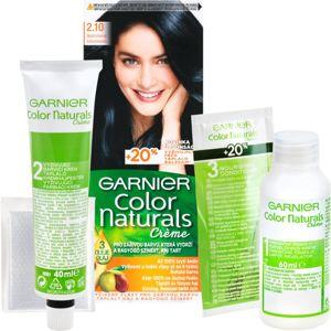 Garnier Color Naturals Creme barva na vlasy odstín 2.10 Blueberry Black