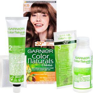 Garnier Color Naturals Creme barva na vlasy odstín 6.25 Chestnut Brown
