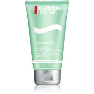 Biotherm Homme Aquapower osvěžující sprchový gel na tělo a vlasy