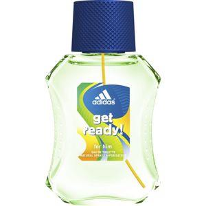Adidas Get Ready! For Him toaletní voda pro muže 50 ml