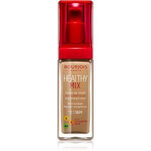 Bourjois Healthy Mix rozjasňující hydratační make-up 16h odstín 52 Vanilla 30 ml