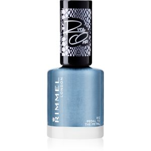 Rimmel Rita Ora lak na nehty odstín 812 Pedal To the Metal 8 ml