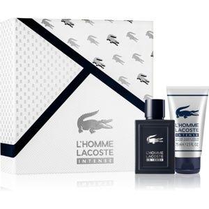 Lacoste L'Homme Lacoste Intense dárková sada I. pro muže