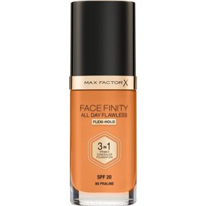 Max Factor Facefinity All Day Flawless make-up 3 v 1 odstín 88 Praline 30 ml
