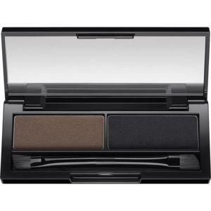 Max Factor Real Brow Duo Kit paletka pudrových stínů na obočí odstín 003 3,3 g