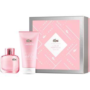Lacoste Eau de Lacoste L.12.12 Pour Elle Sparkling dárková sada V. pro ženy