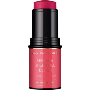 Max Factor Miracle Sheer Gel tvářenka v tyčince odstín 001 Dreamy Rose 8 g