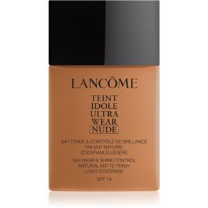 Lancôme Teint Idole Ultra Wear Nude lehký matující make-up odstín 09 Cookie 40 ml