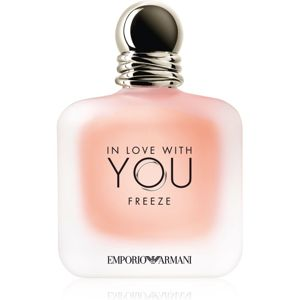 Armani Emporio In Love With You Freeze parfémovaná voda pro ženy 100 ml