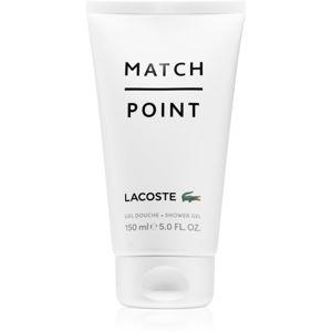 Lacoste Match Point sprchový gel pro muže 150 ml