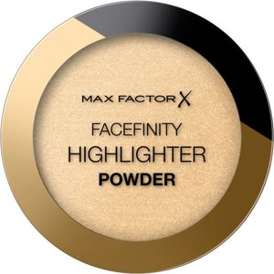 Max Factor Facefinity rozjasňující pudr odstín 002 Golden Hour 8 g