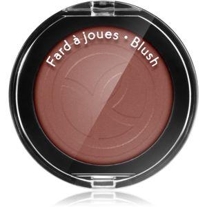 Yves Rocher Blush pudrová tvářenka odstín 10. Rose Acajou 4 g