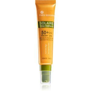 Yves Rocher Solaire Peau Parfaite opalovací krém proti stárnutí pleti 40 ml