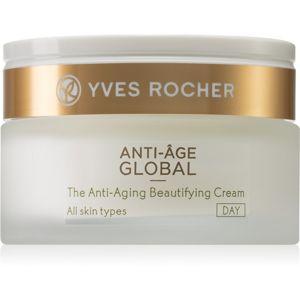 Yves Rocher Anti-Age Global revitalizační krém proti vráskám 50 ml