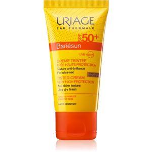Uriage Bariésun ochranný tónovací krém na obličej SPF 50+ odstín Gold 50 ml