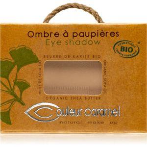 Couleur Caramel Eye Shadow minerální oční stíny odstín č.011 - Matt rosy beige 2,5 g