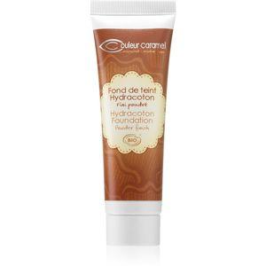 Couleur Caramel Hydracoton Foundation tekutý make-up s rostlinnými extrakty odstín č.12 - Apricot 30 ml