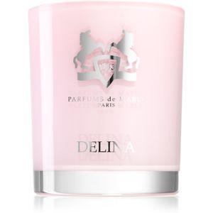 Parfums De Marly Delina Royal Essence vonná svíčka 180 g