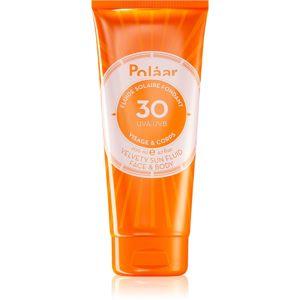 Polaar Sun ochranný fluid na obličej a tělo SPF 30 200 ml