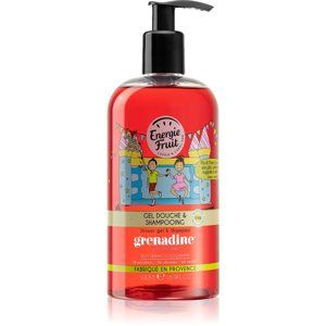 Energie Fruit Grenadine sprchový gel a šampon 2 v 1