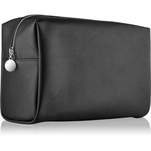 Notino Basic kosmetická taška dámská velká černá (26 × 16 × 11 cm)