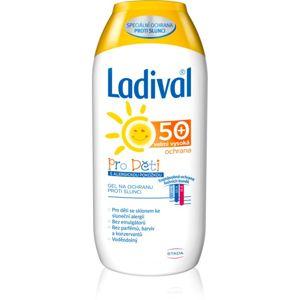 Ladival Pro Děti ochranný krémový gel na opalování proti sluneční alergii SPF 50+ 200 ml