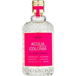 4711 Acqua Colonia Pink Pepper & Grapefruit kolínská voda unisex 170 m