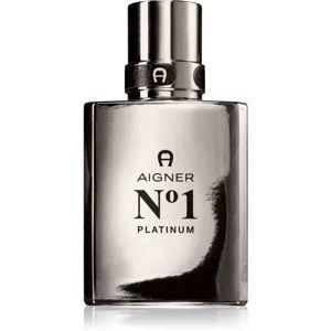 Etienne Aigner No.1 Platinum toaletní voda pro muže 50 ml