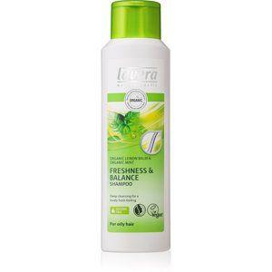 Lavera Balance revitalizační šampon pro mastné vlasy