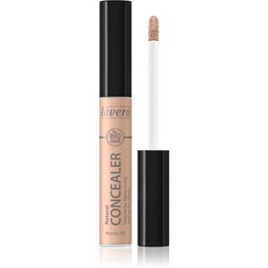 Lavera Natural Concealer tekutý korektor odstín Honey 03 5,5 ml