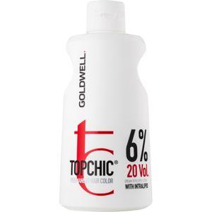 Goldwell Topchic aktivační emulze 6 % Vol.20 1000 ml