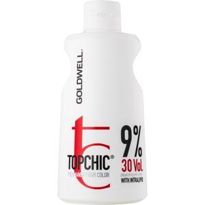 Goldwell Topchic aktivační emulze 9% 30 Vol. 1000 ml