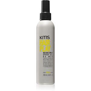 KMS California Hair Play slaný sprej pro vytvarování vln 200 ml