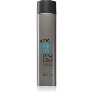 KMS California Hair Stay sprej na vlasy s lehkou fixací 300 ml