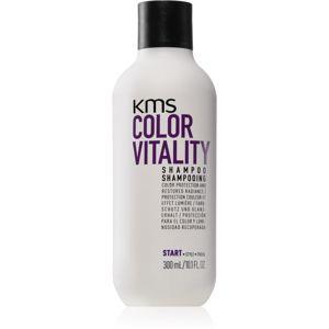 KMS California Color Vitality vyživující šampon pro barvené vlasy 300 ml