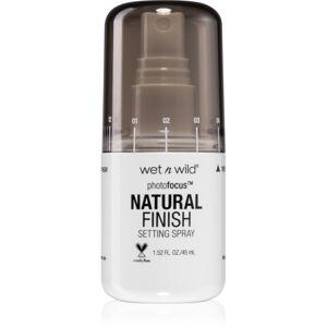Wet n Wild Photo Focus fixační sprej na make-up Seal the Deal 45 ml