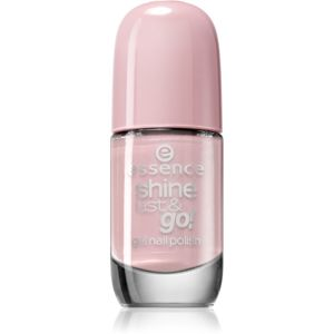 Essence Shine Last & Go! lak na nehty odstín 05 Sweet As Candy 8 ml