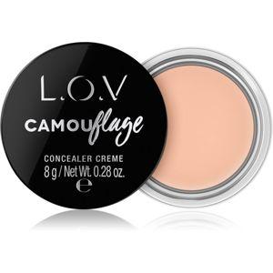 L.O.V. CAMOUflage krémový korektor odstín 030 Fair Dream 8 g