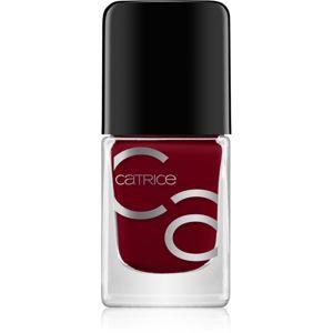 Catrice ICONails lak na nehty odstín 82 Get Lost in Red You Love 10,5 ml