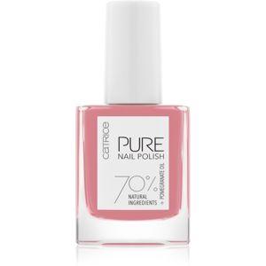 Catrice Pure vyživující lak na nehty odstín 03 Perfection 10 ml