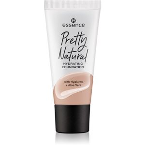 Essence Pretty Natural hydratační make-up odstín 150 Cool Fawn 30 ml