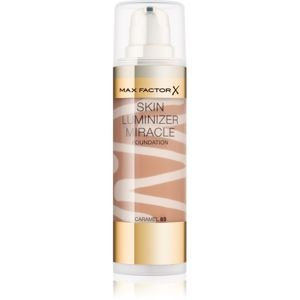 Max Factor Skin Luminizer Miracle rozjasňující make-up odstín 85 caramel 30 ml