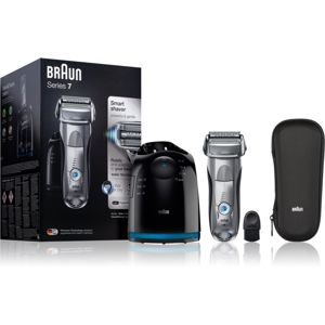 Braun Series 7 7899cc Wet&Dry with Clean&Charge System planžetový holicí strojek 7899cc