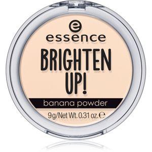 Essence Brighten Up! matující pudr odstín 10 bababanana 9 g