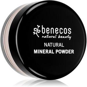 Benecos Natural Beauty minerální pudr odstín Light Sand 10 g