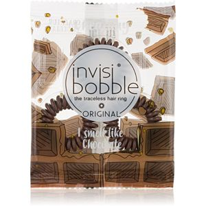 invisibobble Original Cheatday gumičky do vlasů 3 ks I smell like Chocolate 3 ks