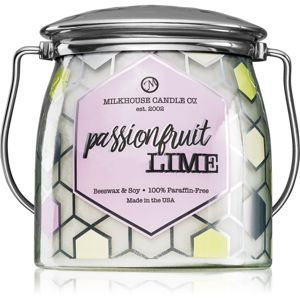 Milkhouse Candle Co. Passionfruit Lime vonná keramika Butter Jar