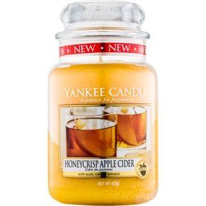 Yankee Candle Honeycrisp Apple Cider vonná svíčka 623 g Classic velká